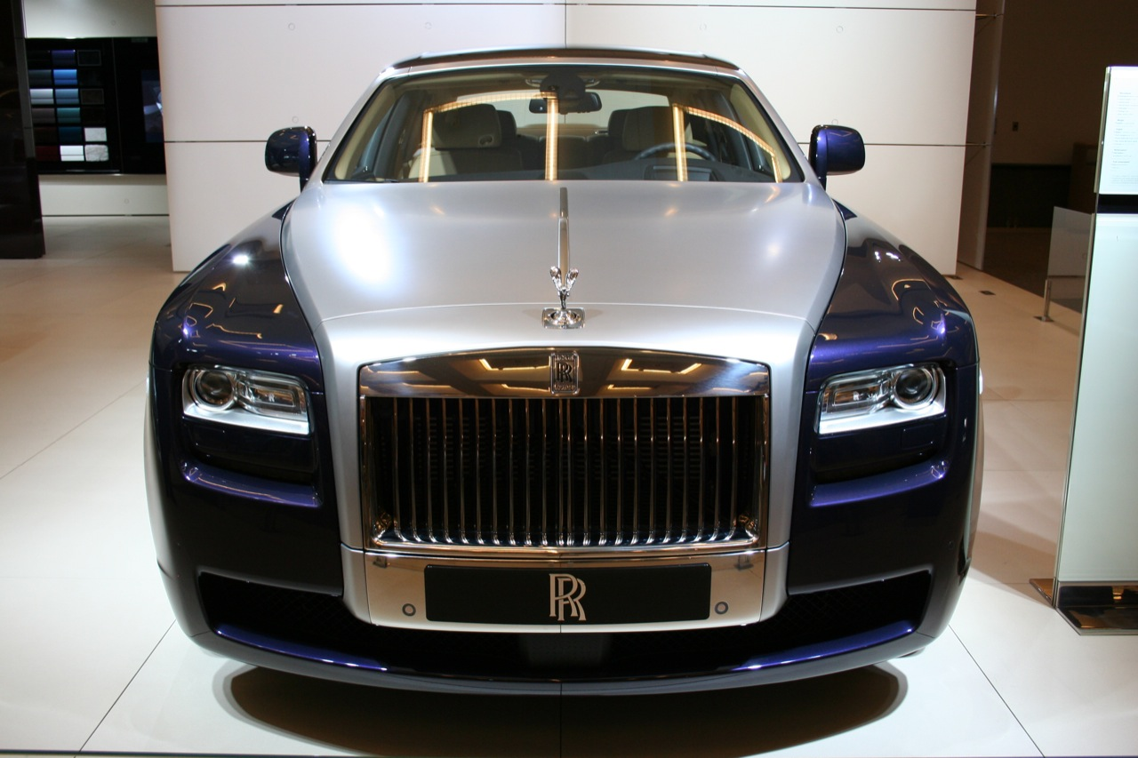 More Rolls-Royce Cars Sold in China Than Anywhere in the World