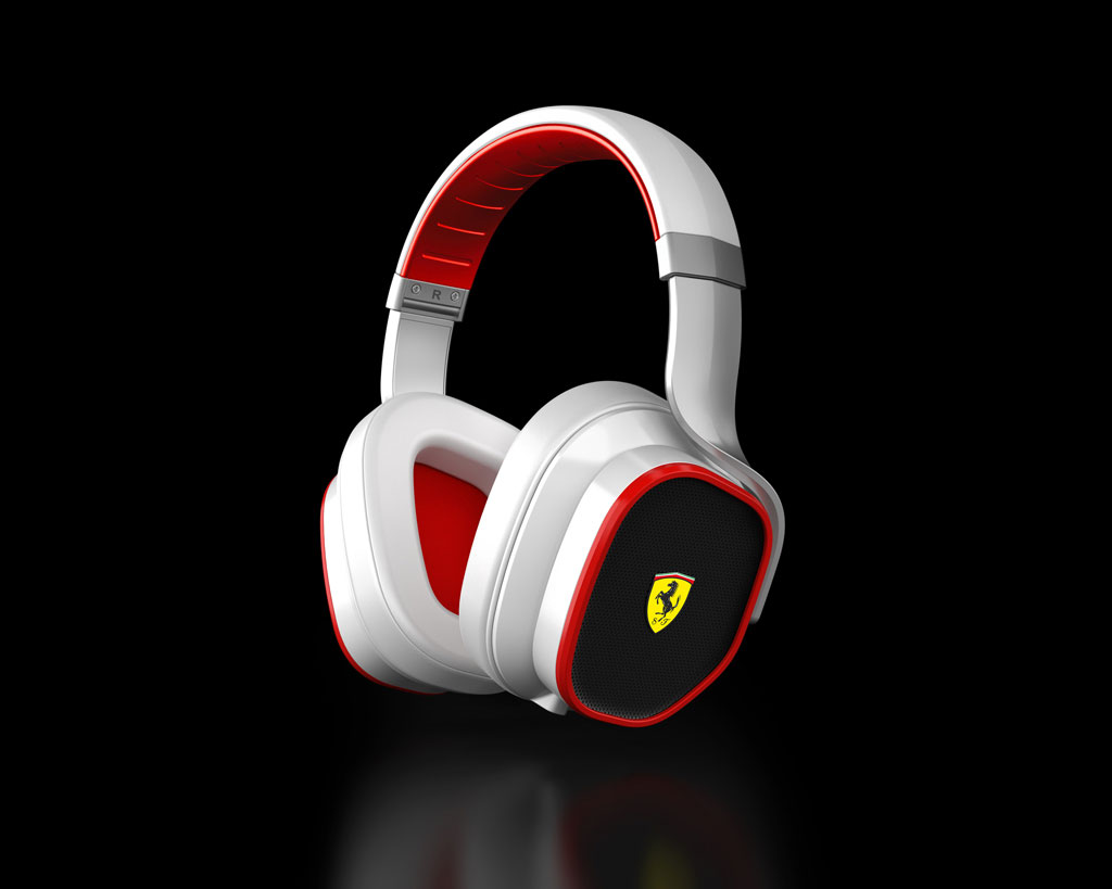 Ferrari Cavallino Dock and Headphone Collection