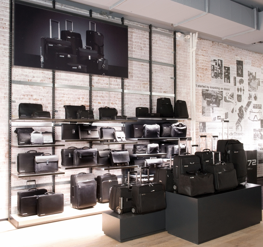 Porsche Design Store in SoHo Is World's Largest