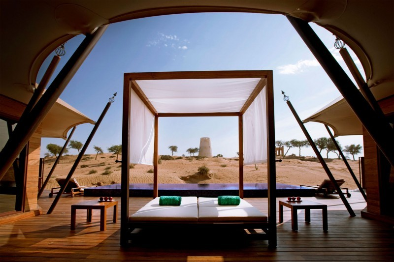 Al Wadi Desert Resort in the UAE