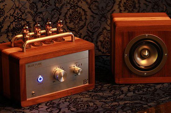Bluetube Audio Vacuum Tube Amplifier