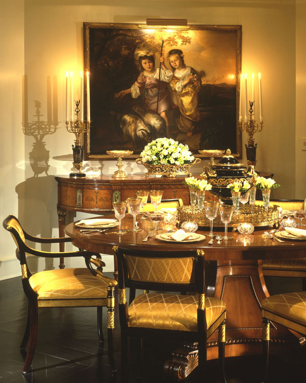 Regency Dining Room: IMatchDesigners: The Smart Way To Do Interior Design