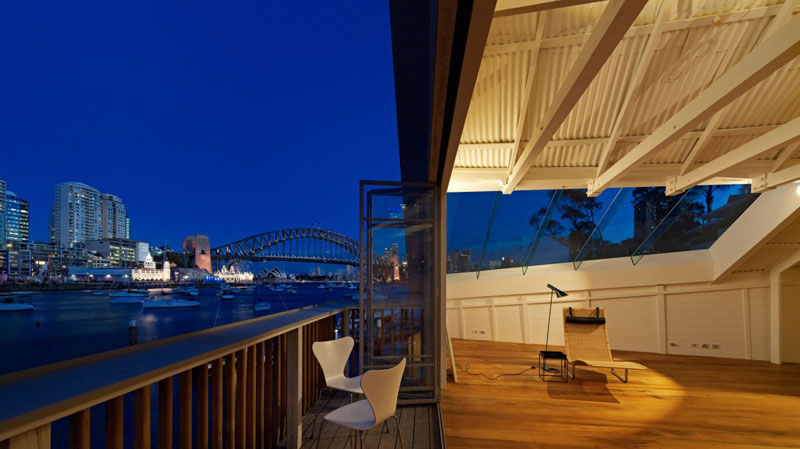 Lavender Bay Boatshed by Stephen Collier Architects (14)