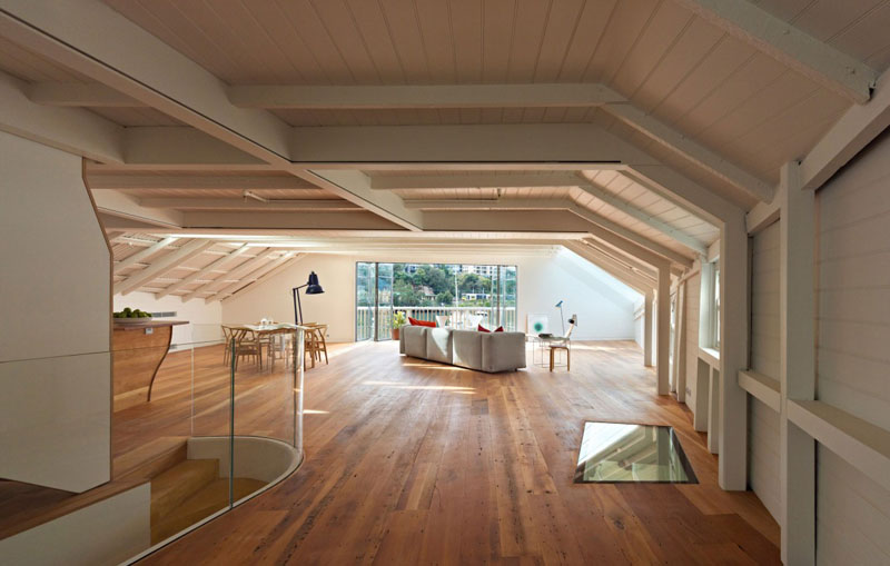 Lavender Bay Boatshed by Stephen Collier Architects (3)