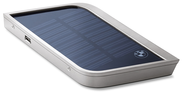 BMW i Collection Accessories, Solar Charger