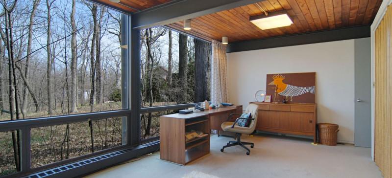 Ferris Bueller House for Sale, Home Office