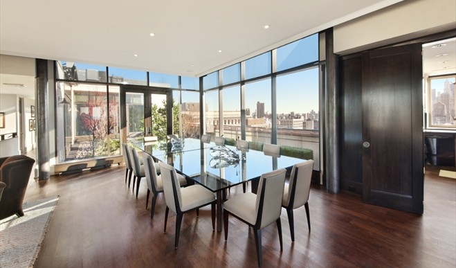 Jon Bon Jovi's NYC Penthouse for Sale for $39.9M