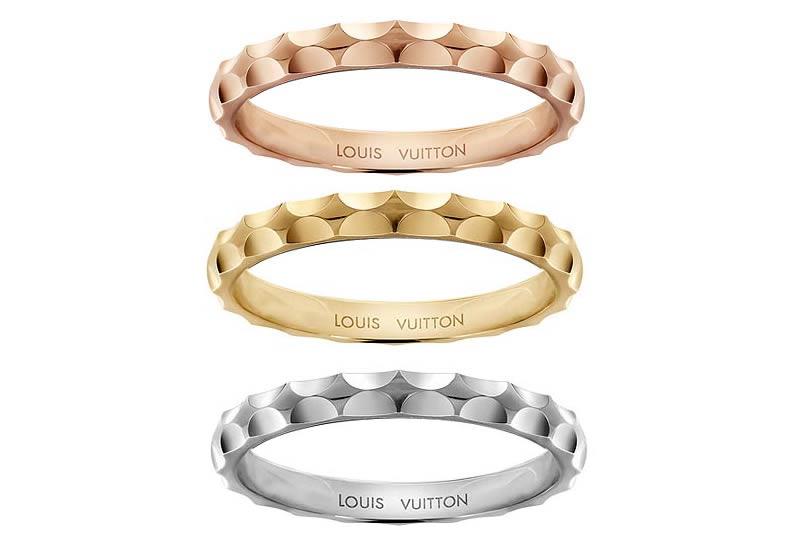 Louis Vuitton Wedding Bands