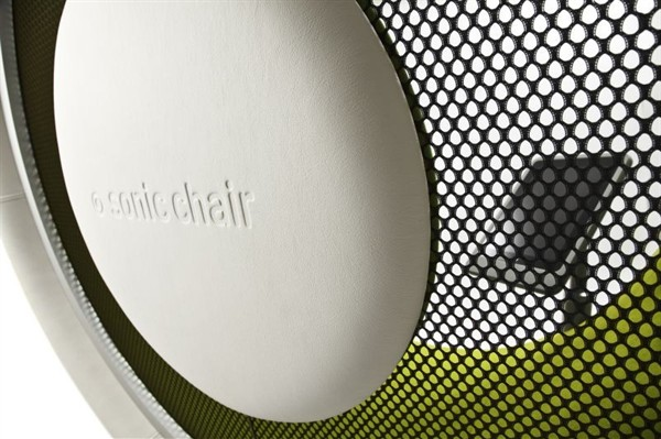 Sonic Chair, Back