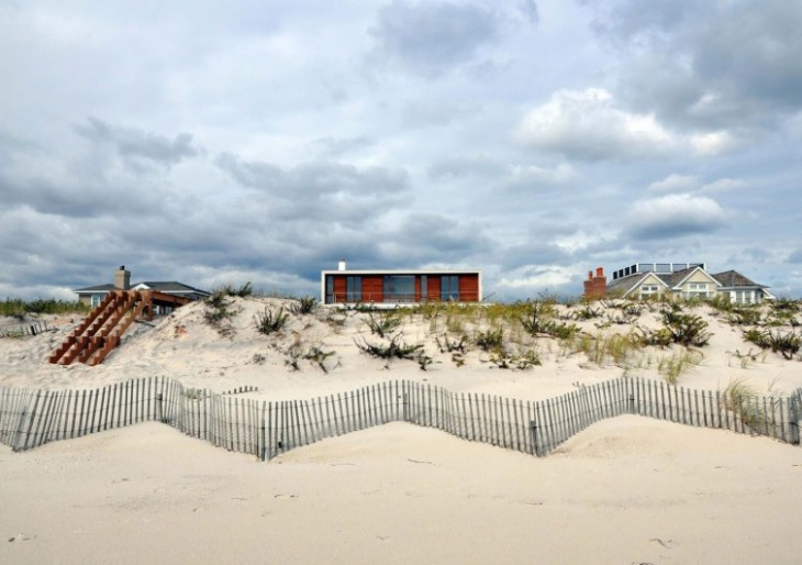 Hamptons Beach House