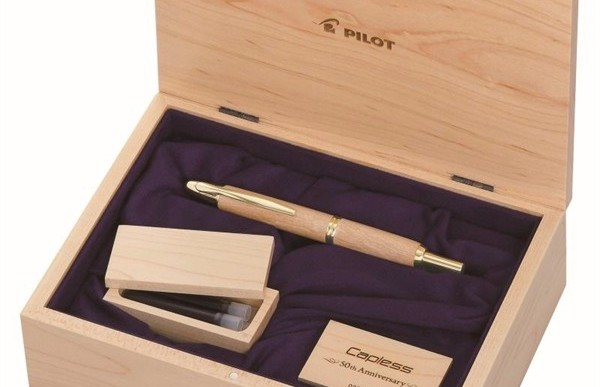 Pilot Limited Edition 50th Anniversary Capless Pen