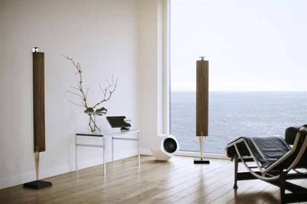 Bang & Olufsen BeoLab 18 Wireless, Floor Base