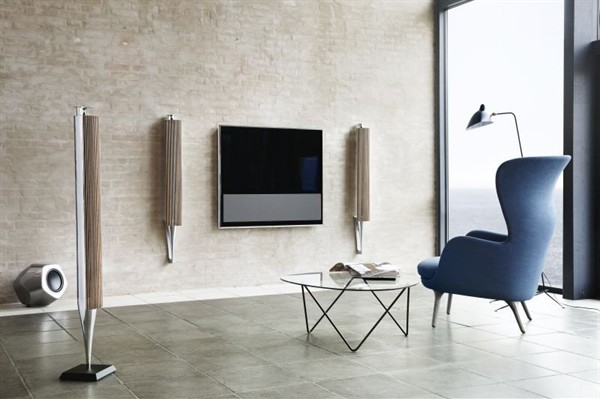 Bang & Olufsen BeoLab 18 Wireless, Sound System