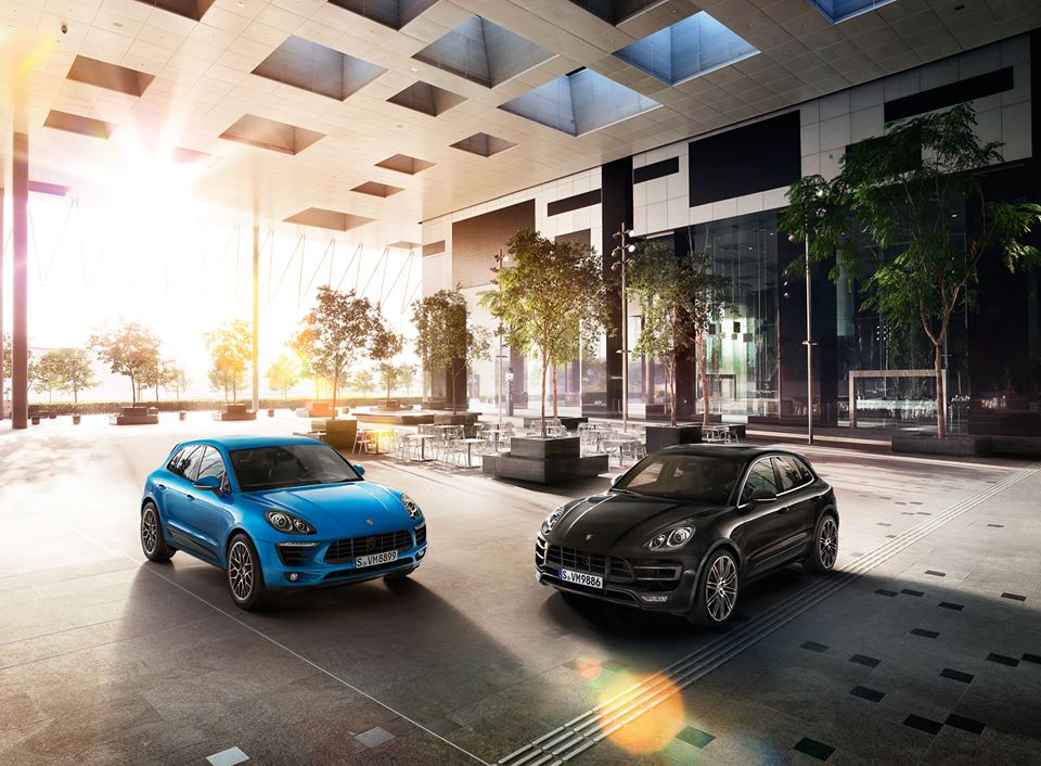2015 Porsche Macan, Side By Side Two