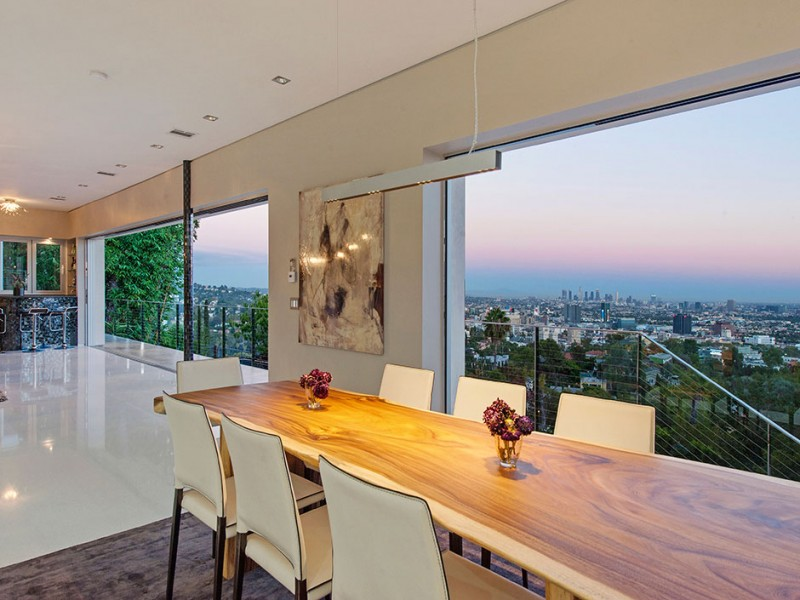 Hollywood Home for Sale, Dining Room