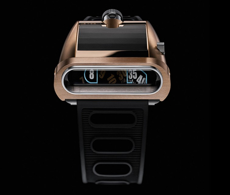 MB&F HM5 RT, Race Car Inspired Design