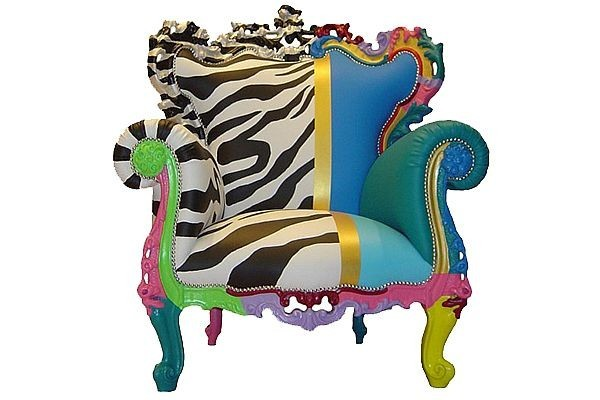 Multicolor and Fashion Armchairs by Fuiano