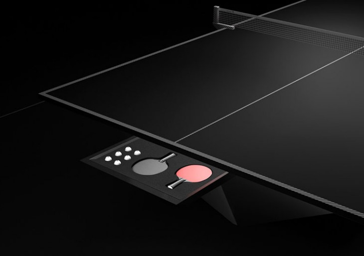 $70,000 Luxury Ping-Pong Table