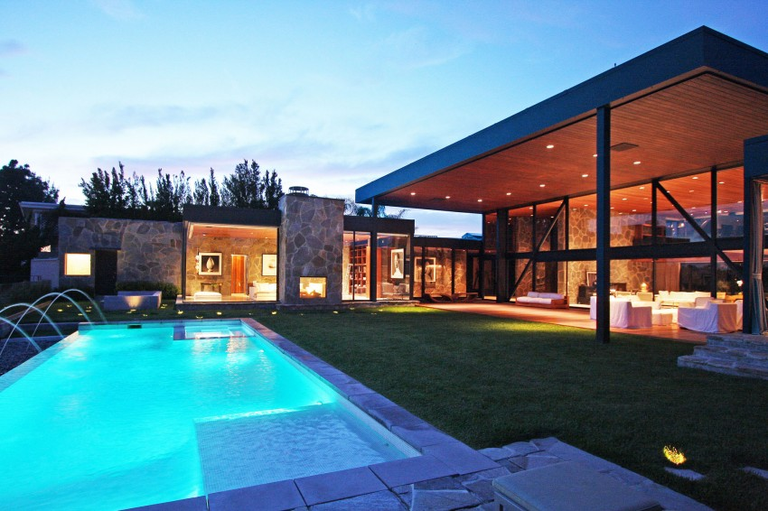 Beverly Hills Estate by Maxime Jacquet, Pool