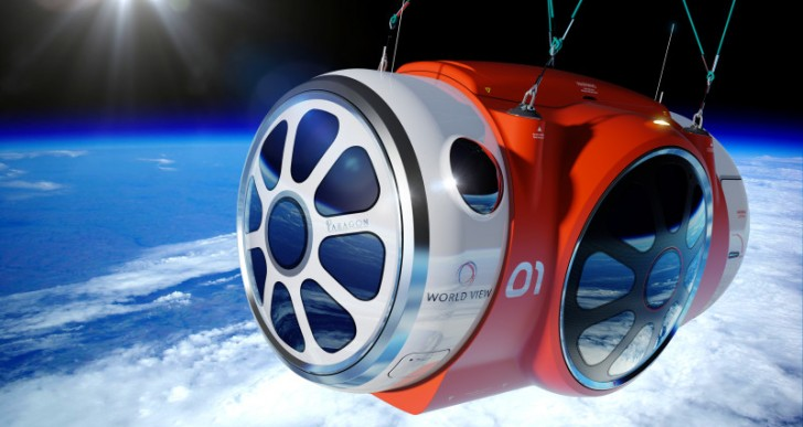 World View to Offer Space Flights