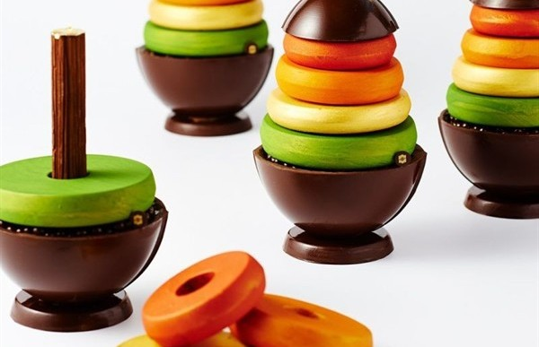 Deliciously Creative: 'The Toy Egg' Dessert