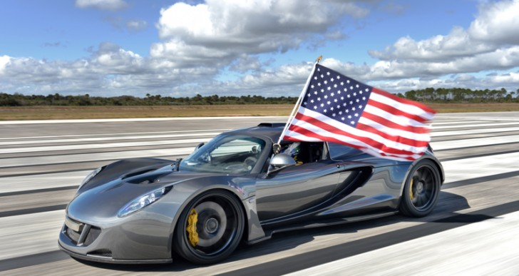 Hennessey's $1.25M Venom GT World's Fastest Edition