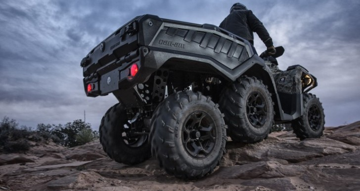 Can-Am Outlander 6×6 ATV