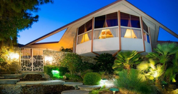Elvis Presley's Palm Springs Honeymoon Estate for Sale for $9.5M
