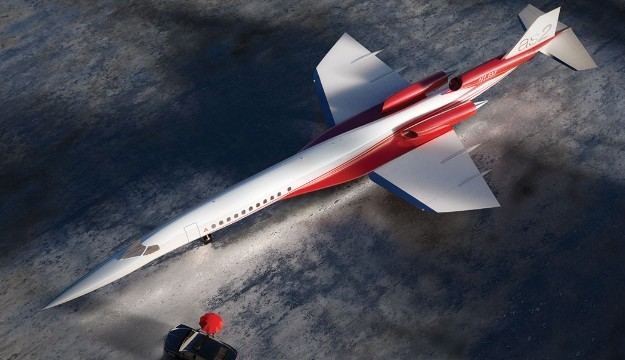 Airbus Supersonic Business Jet to Cut Your Travel Time in Half