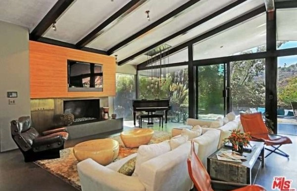 John Legend's HollyWood Hills Home Is on the Market for $2M
