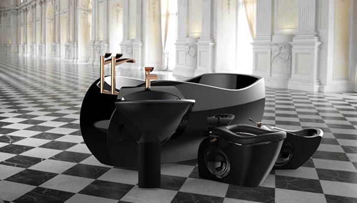 Oasis Series' Ultra-Modern Bathroom Design | American Luxury