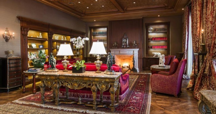 $195M Mansion—America's Most Expensive Listing—Also Available for Rent for $475k/Month
