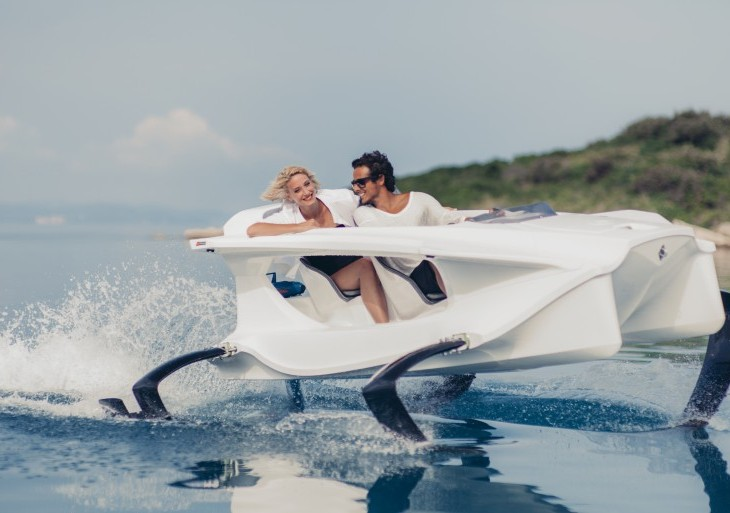 Quadrofoil: Your Own Electric Hydrofoil Boat