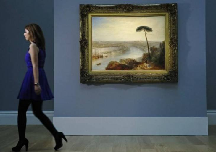 J.M.W Turner Masterpiece Sold for $47M