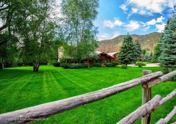 Ringo Starr Lists Colorado Ranch American Luxury