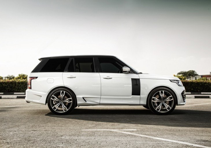 ARES Offers Up A Supercharged Range Rover