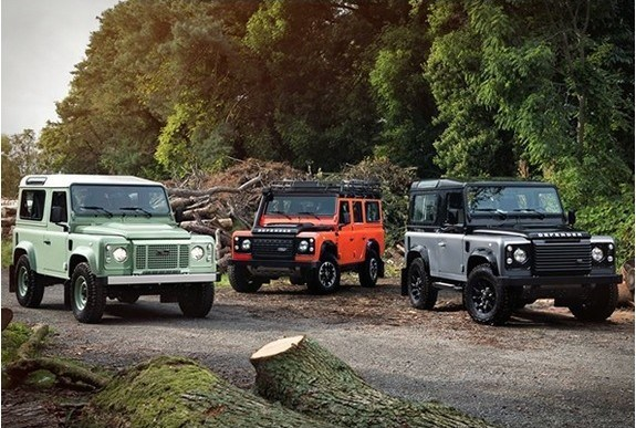Land Rover Defender Celebration Series Marks End of Iconic Vehicle