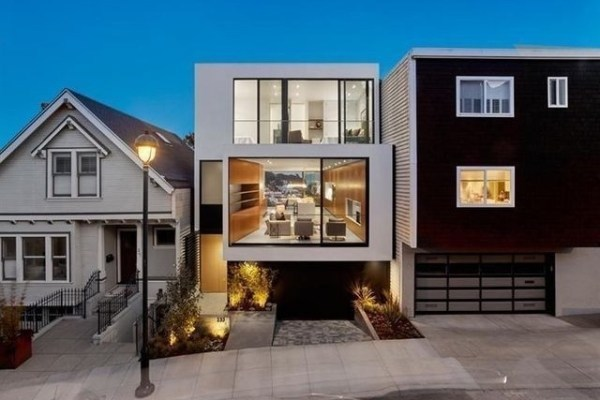 San Francisco Ultramodern Listed for $4.2M