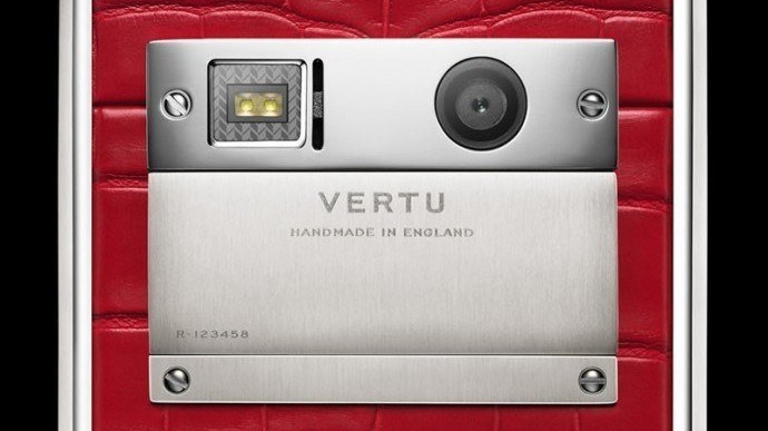 The Vertu Aster Diamonds Red Alligator Could Be Yours for $12.5k