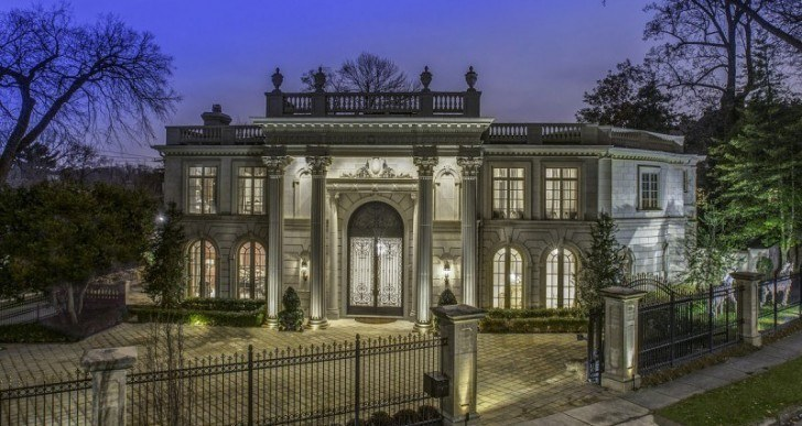 This $16.5M Embassy Row Manse Is DC's Second Most Expensive on the Market