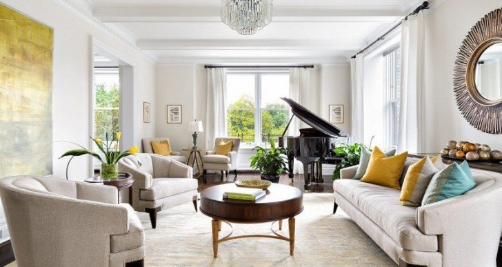 Bruce Willis Just Bought This $17M New York Duplex