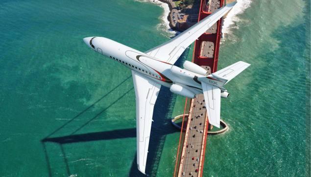 Dassault Debuts New Flagship Jet, $58M Falcon 8X