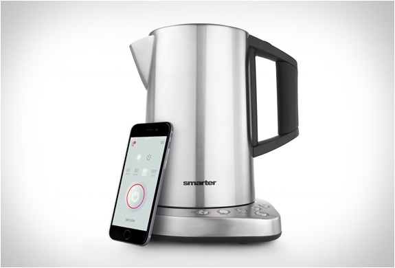 iKettle, the World's First WiFi Kettle