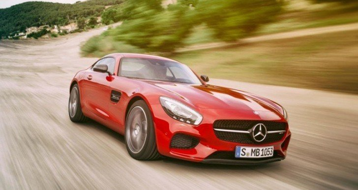Starting at Only $130k, the Mercedes-AMG GT S Is Aggressively Priced for a Vehicle of Its Type and Pedigree