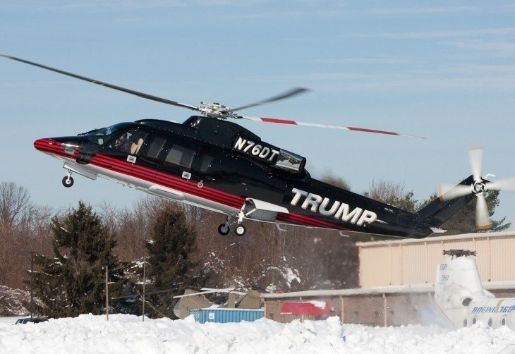 Image result for trump's helicopter