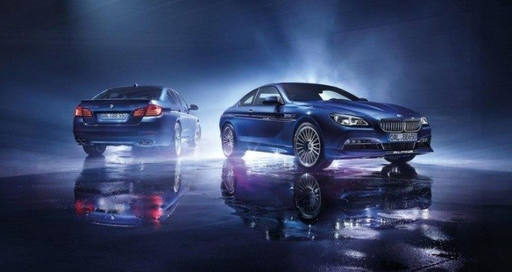 Alpina Celebrates 50th Anniversary with Limited-Edition B5 and B6