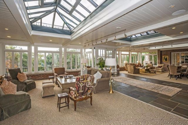 Homes For Sale By Owner >> Jimmy Haslam, owner of the Cleveland Browns, has just listed his Knoxville, Tenn. mansion with ...