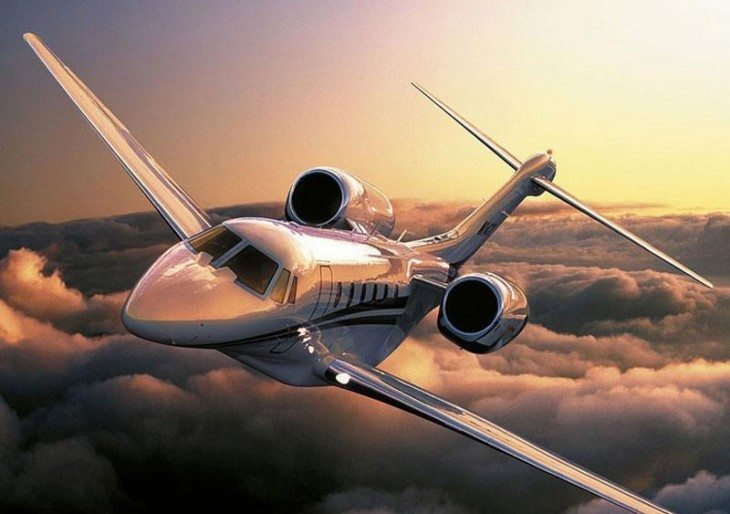 For $43k, a Private Jet Will Take You and Your College-Bound Teen on Multiple Campus Visits