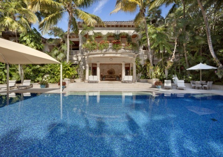 Ziff Family Lists Historic Florida Compound for $200M