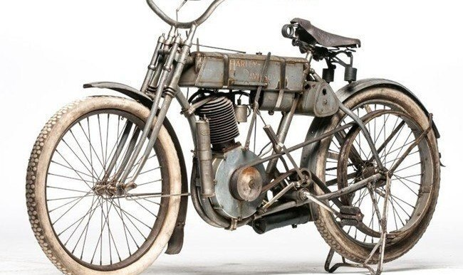 1907 Harley-Davidson Sold at Auction for $650k